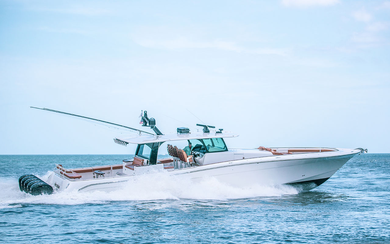 charter yacht trips in Jupiter inlet